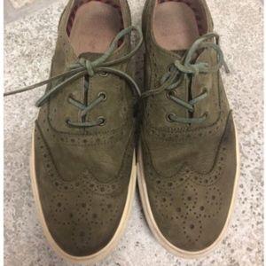Polo Ralph Lauren Jarrod Wing Tip Casual Sneakers